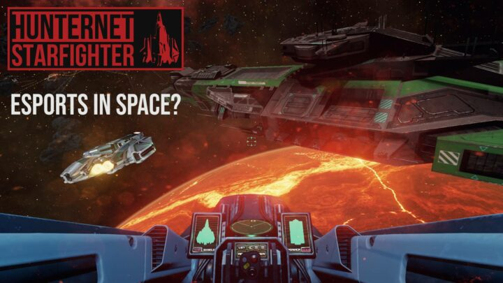 Esports in Space: Developing Games with Esport Potential