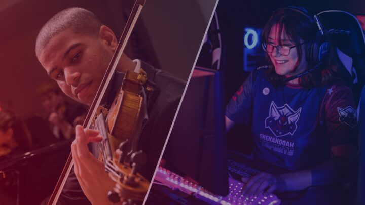 """We Play Together: A Collaboration Between Music & Esports (Live April 28th ) – James """"Aaron"""" Hardwick"""