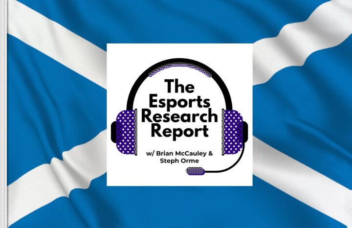 Scottish Esports with Mark McCready on the Esports Research Report