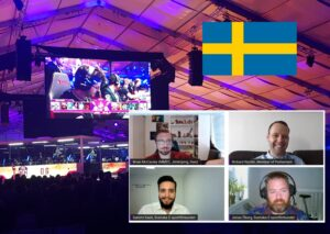 Esports as sport and why 'The International' for Dota 2 will not happen in Sweden (Ep 23)
