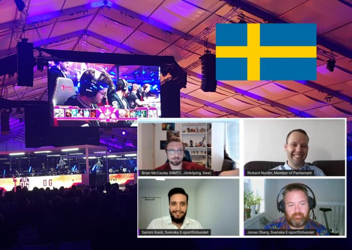 Esports as sport and why 'The International' for Dota 2 will not happen in Sweden